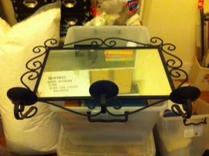 Iron Mirror